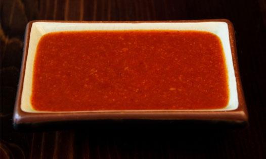 Острый соус Кимчи